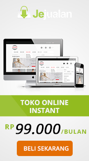 Software Website Toko Online